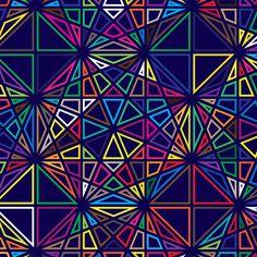 Polygon Prints - excites - the Portfolio of Simon C. Page