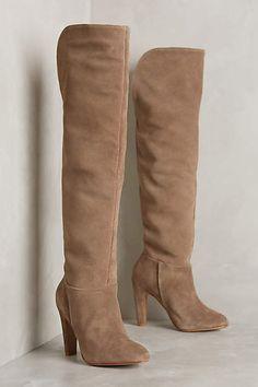 Candela Loving Boots - anthropologie.com