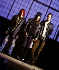 Nirvana by Mark Leialoha, San Francisco, CA, US. 12/31/91
