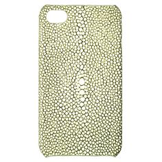 Shagreen iPhone case by Treillage (other colors possible)