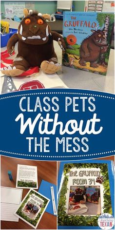 Class Pet Journal | KinderLand Collaborative | Pinterest | Pets ...