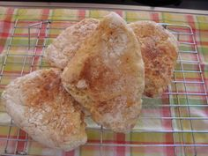 Irish Soda Farls goes great with a cup of tea!