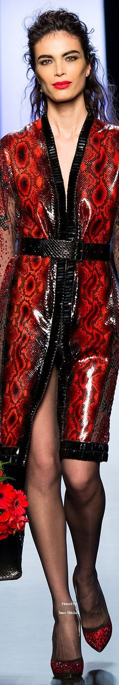♡Jean Paul Gaultier Couture Collection Spring 2015