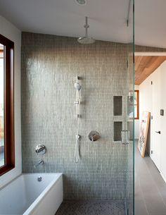 Quantum Windows & Doors   McElroy Architecture - contemporary - bathroom - san francisco - Quantum Windows & Doors, Inc.