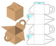 Packaging Box Cutting Template Design – Valentine Crafts For Kids Diy Gift Box, Diy Box, Gift Boxes, Box Packaging, Packaging Design, Paper Box Template, Box Template Printable, Origami Templates, Box Templates