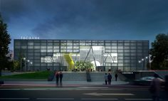 TBC Bank Headquarters / Architects of Invention