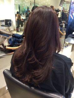 dunkle haar New hair - Dark Auburn Men Hair Color, Hair Color And Cut, Hair Color Dark, Cool Hair Color, Dark Hair, Hair Colors, Brown Auburn Hair, Hair Color Auburn, Auburn Red