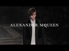 Alexander McQueen | Men's Autumn/Winter 2016 | Runway Show