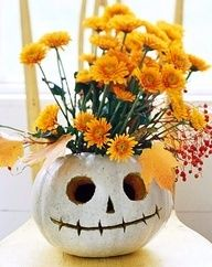 Theme Halloween, Holidays Halloween, Spooky Halloween, Halloween Pumpkins, Halloween Crafts, Happy Halloween, Halloween Flowers, Halloween 2017, Modern Halloween