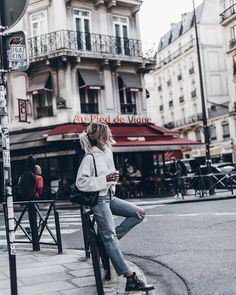 My name is Melissa and I hope you like this little slice of my world. The images here make me happy or inspire me in some way,. Paris Pictures, Paris Photos, Portrait Photography Poses, Amazing Photography, Photos Tumblr, Sports Luxe, Photoshoot Inspiration, Strike A Pose, Parisian Style