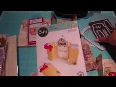 Mason Jar Fold-a-Long Card - YouTube