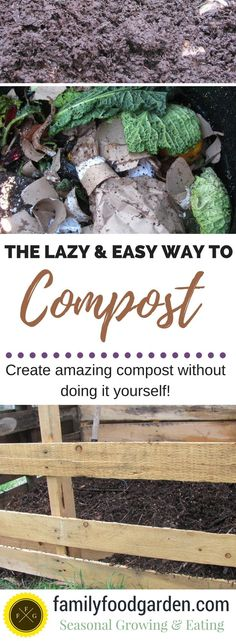 The Bad/Lazy Composter's Guide to Making Awesome Compost