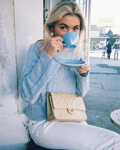 Prep Style, Coffee Love, Good Vibes Only, Autumn Inspiration, Rose, Claire, Preppy, Latest Trends, Satchel