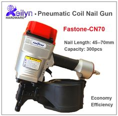 136.99$  Watch now - http://ali9zr.worldwells.pw/go.php?t=2048333200 - FASTONE CN70  Pneumatic Coil Nail Gun Coil Nailer Air Nailer made in Taiwan, high quality standard