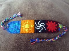 Cute Homestuck bracelet. I need to make this.
