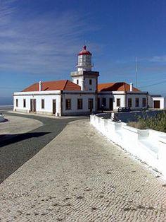 Faro de Cabo Mondego, Portugal