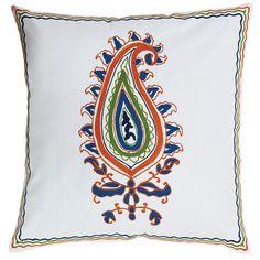 Bali Pillow Fabric 18x18 Down
