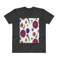 Buy unique print-on-demand products from independent artists worldwide or sell your own designs at the drop of an image! Online Printing, Colors, Floral, Mens Tops, T Shirt, Stuff To Buy, Design, Fashion, Supreme T Shirt