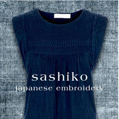 sashiko embroidery jacket - Google Search