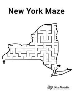 Free printable Bolivia maze. Download it at https