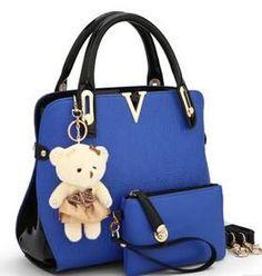 2 Bag Set New Mother purses and handbags Brand Designer Women Bag Top-HandleBags  Fashion Femal BagsShoulder Bags Bolsas Feminina 062310d6b8fb1