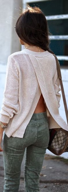 Cozy Neutrals                                                                             Source Fashion Beauty, Love Fashion, Fashion Trends, Womens Fashion, Style Fashion, Fall Winter Outfits, Autumn Winter Fashion, Winter Style, Style Personnel