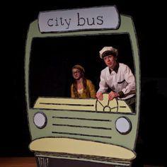 bus theatre prop piece - Google Search