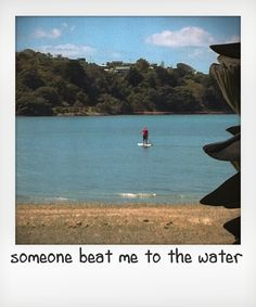 7 days since last paddle, getting water withdrawal!