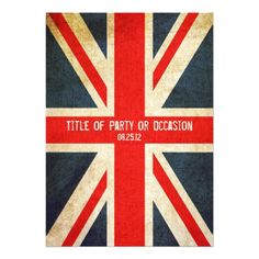 See MoreGrunge Union Jack Party Invitation / UK Invitationlowest price for you. In addition you can compare price with another store and read helpful reviews. Buy