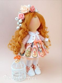 Doll Crafts, Diy Doll, Homemade Dolls, Felt Diy, Soft Dolls, Cute Dolls, Fabric Dolls, Doll Accessories, Doll Patterns