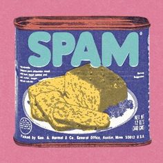 1970s Profile Picture #SPAMbrand #Popart