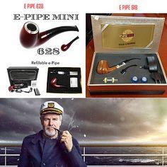 ShishaVapes Krystal E-Cig Refillable E-cigarette 3.7V Kit|| Shisha ...