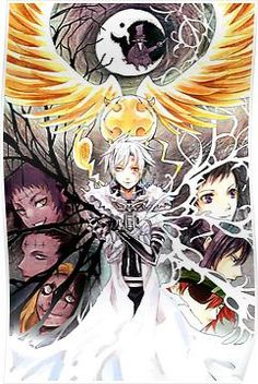 D Gray Man  Posters