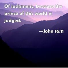 John 16:11