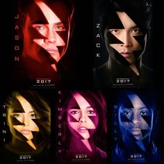 5 NEW!!! Character Posters from Power Ranger Movie which will hit the big screen on March 24th 2017! Power Rangers Movie 2017, Saban's Power Rangers, Power Rangers Megaforce, Mighty Morphin Power Rangers, Zelda Skyward, Skyward Sword, Link Zelda, Narnia, Power Rangers Pictures