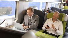Le livre numérique accesible à présent dans les trains en France. L'évolution du livre numérique est en augmentation avec un accès par tout et pour tous.