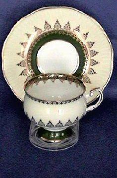 C1960 English China Teacup
