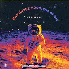 Kid Cudi - Man on the moon: end of dayYou can find Kid cudi and more on our website.Kid Cudi - Man on the moon: end of day Bedroom Wall Collage, Photo Wall Collage, Picture Wall, Kid Cudi Wallpaper, Rap Wallpaper, Room Posters, Poster Wall, Poster Prints, Music Posters