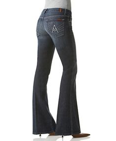 """Seven for all Mankind """"A"""" Pocket Jeans"""