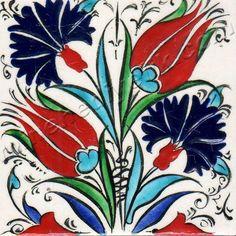webcam - The World`s Most Visited Video Chat Turkish Pattern, Arabic Pattern, Pattern Art, Turkish Art, Turkish Tiles, Turkish Design, Blue Carnations, Persian Motifs, Handmade Tiles