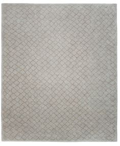 Light grey – light brown. Hand knotted in wool + silk. Made in Nepal. Design Kristiina Lassus.