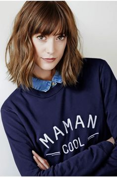 Sweat Maman Cool will someone please get me this sweatshirt?