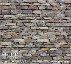 Cliffton Ledge | Natual Stone Veneers Inc.