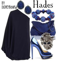 Hades from Hercules. If I can't have everything here, then I'll just take that ring ~