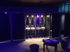 Luxury Portable Toilets for Interior. Set up in Milan for private party. Post industrial location.  #portabletoilets,#luxuryportabletoilets,#mobilerestrooms,#toiletsforhire,#madeinitalydesign,#fashiontoiletflorence