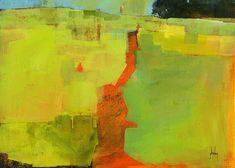 Paul Bailey - chemin Orange