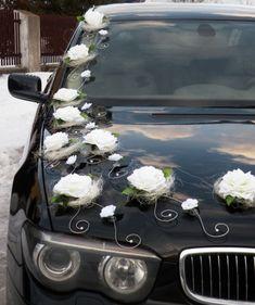 A fresh idea for your #wedding transport decor x
