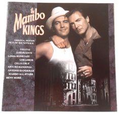 The Mambo Kings Original Motion Picture Movie Soundtrack CD Tito Puente (178A)