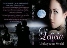 Lindsay Anne Kendal: Leticia re-released. New cover and fully edited.