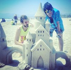 ..........sandcastle............. MY NEW FAV PIC! OMG I CANT! I LOVE THIS SO MUCH! I JUST DONT KNOW WHY